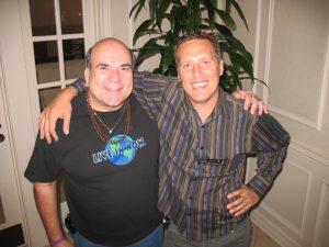 Joe Vitale and I