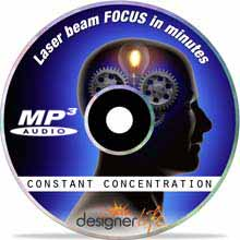 Constant Concentration - train your brain to focus and concentrate