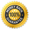 You are protected by our 100% Money Back Guarantee